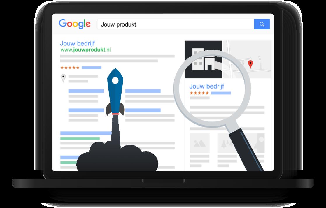SOO Online marketing - seo zoekmachine optimalisatie