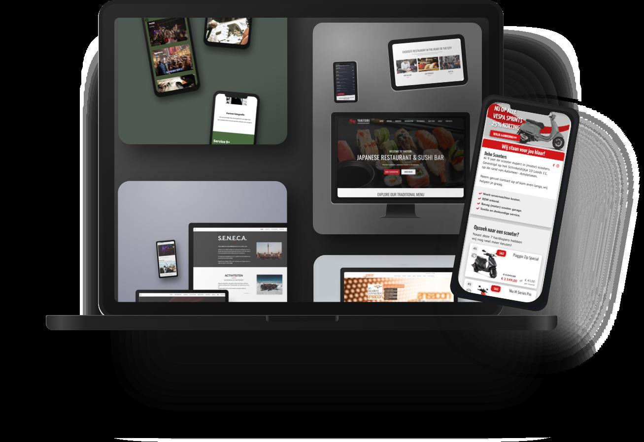 SOO Online mogelijkheden - websites